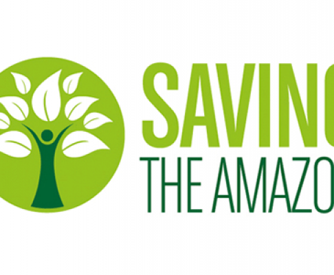 IMAGEN CORPORATIVA SAVING THE AMAZON